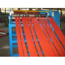 Máquina de corte de bobina de aço para PPGI, GI STEEL