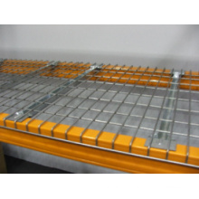 Customized Wire Mesh Decking pour Pallet Racking