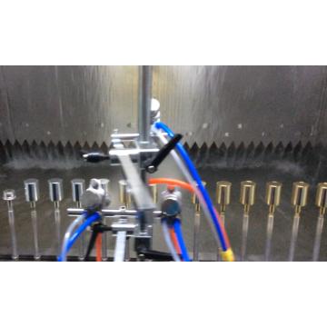 распыляя машина производственная линия покрытия
