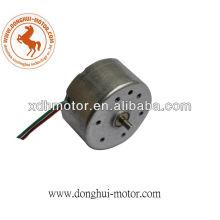 buena calidad cepilló el motor micro de la CC, rf-300 3V motor de la CC para el altavoz del agua del baile