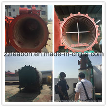 Easy Opearation Sawdust Continuous Carbonization Furnace