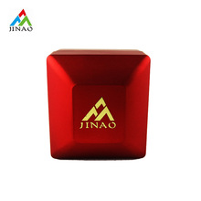 Plastic LED Light Red Ring Box