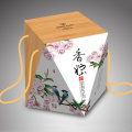 Heteromorphism Dumplings Packaging Corrugated Paper Box