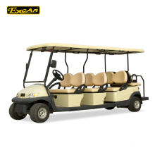 Custom 8 seater golf cart cheap golf cart for sale electric sightseeing car