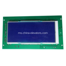 KONE Mengangkat COP LCD Display Board KM863240G03