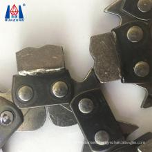"3/8"" pitch diamond chain saw for reinforce concrete wood 64pcs drive links"