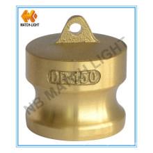 Sandcasting DIN2828 NPT Threaded Brass Camlock Quick Couplings