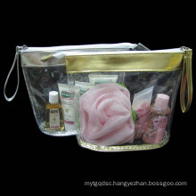 Fashion PVC Makeup Travel Gift Toiletry Cosmetic Bag