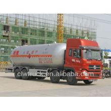 Dongfeng Tianlong 8 * 4 34.5m3 Caminhão de Cilindro de GLP