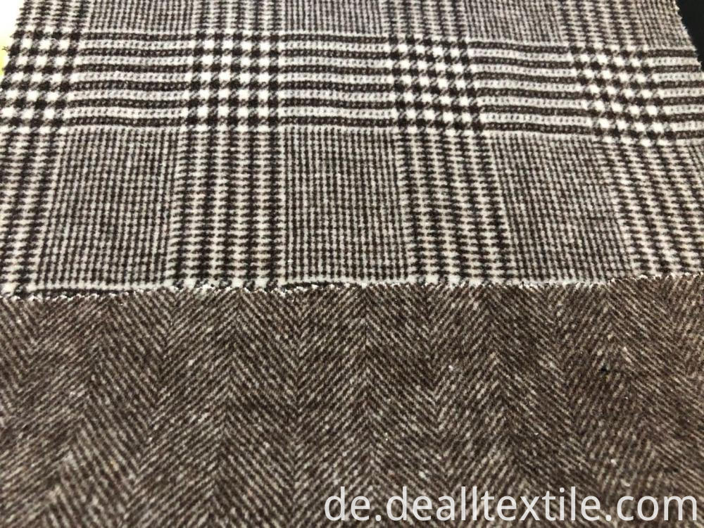 Nice design wool fabric