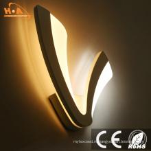 Энергосберегающие Антикварные светодиодные Кристалл настенный светильник для внутреннего освещения