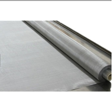 Malla de aluminio de tela de alambre de acero inoxidable decorativa