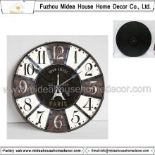 Antiguidade, grande, relógios, lar, decoração