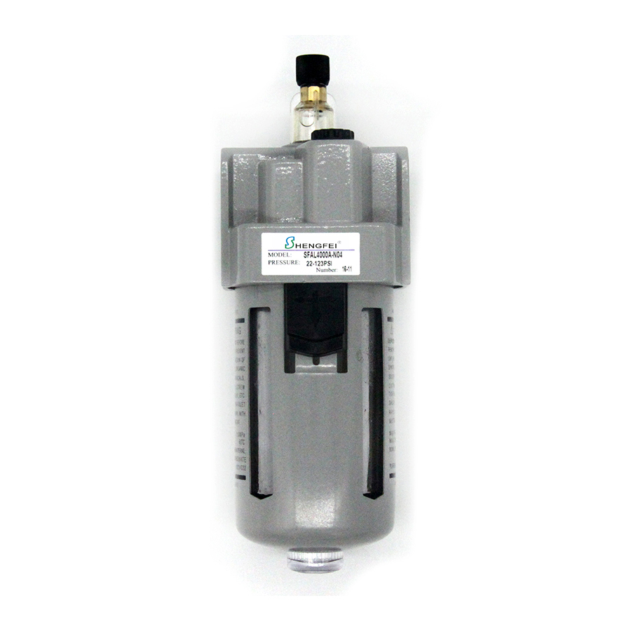 "AL4000A-04 G1/2"" Pneumatic Air Lubricator"