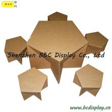 Cardboard Furniture / Paper Furniture (B&C-F003)