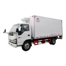 Isuzu alta qualidade congelador caminhão S