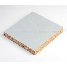 4 * 8 tablero de partículas laminado de melamina blanca para muebles
