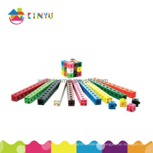 Plastic Linking Cubes/Connecting Cubes/Snap Cubes (K002)