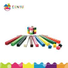 Plastic Linking cubos / cubos de conexão / Snap cubos (K002)