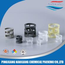 Plastic Pall Ring --PP,PE,PVE,PVDF material