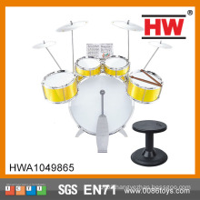 New Arrival plastic drum set kit for kids