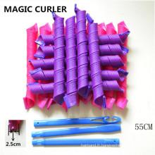 18PC / 55cm Curlyformers en spirale magique de nouveaux styles (HEAD-69)