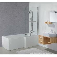 Puerta de vidrio templado del nuevo cuarto de baño del estilo con alta calidad