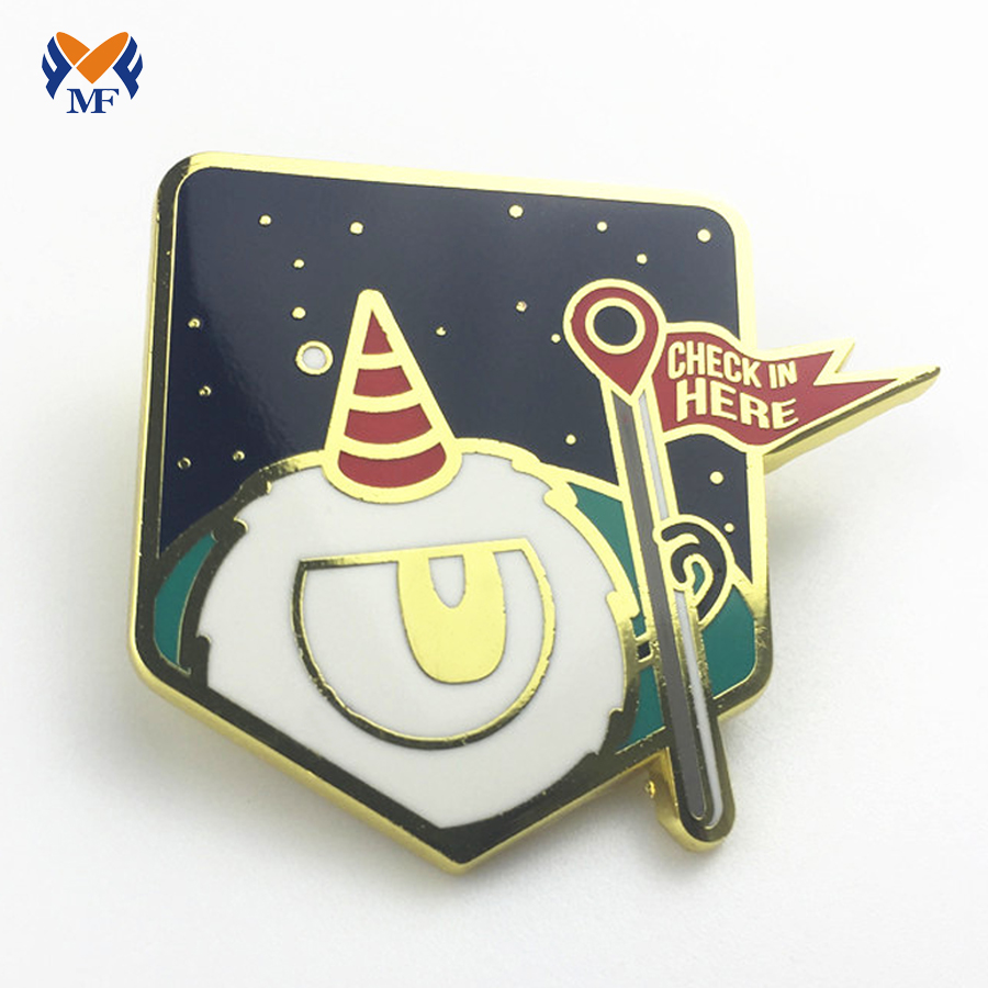 Custom Badge Pins