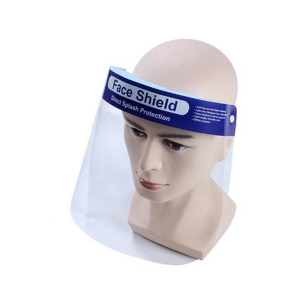 Medical Surgical Face Shield Disposable Mask Factory Manufacture