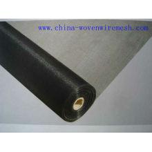 China professional PVC coated window screen