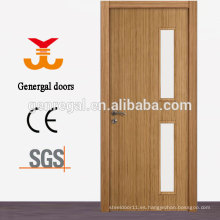 Hospital ward room SS panel puertas de madera