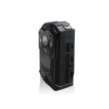 Cámara del cuerpo del espía del sistema de cámara del cuerpo de la aplicación de la ley con GPS lleno HD