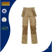 Durable Polyester/Cotton Mens Tactical Combat Trousers with Cordura Construction