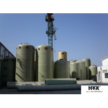 Tanque / Conatiners FRP para Tratamento de Produtos Químicos e de Água