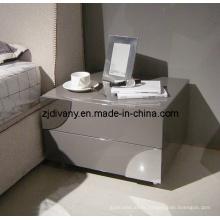 Stand de nuit en bois de chambre à coucher Style moderne (C-B02)