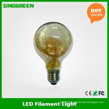 LED Christmas Light Ce EMC LVD RoHS 6W G80 Filament LED Bulb