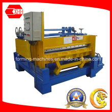 Steel Sheet Flattening Machine with Slitting and Cutting Device