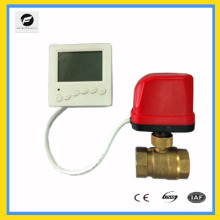 New electric valve CWX-50P for heater and fan coil system