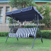 outdoor garden Seat Swing with Canopy