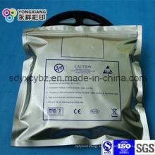 Piezas de máquinas electrónicas Bolsa de embalaje de aluminio