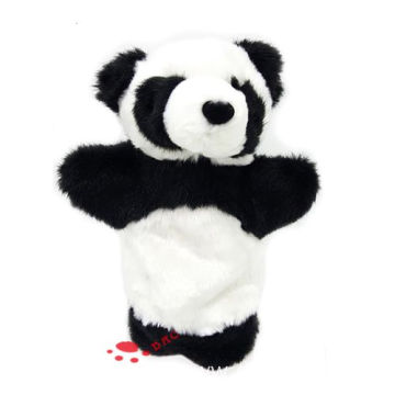 plush kids animal puppet panda