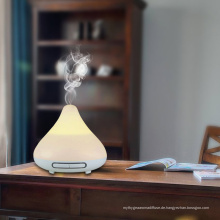 Aromacare Mini Weiß 130ml Batterie betrieben Aroma Diffusor Alibaba Großhandel Designer Parfüm Nebel Maker