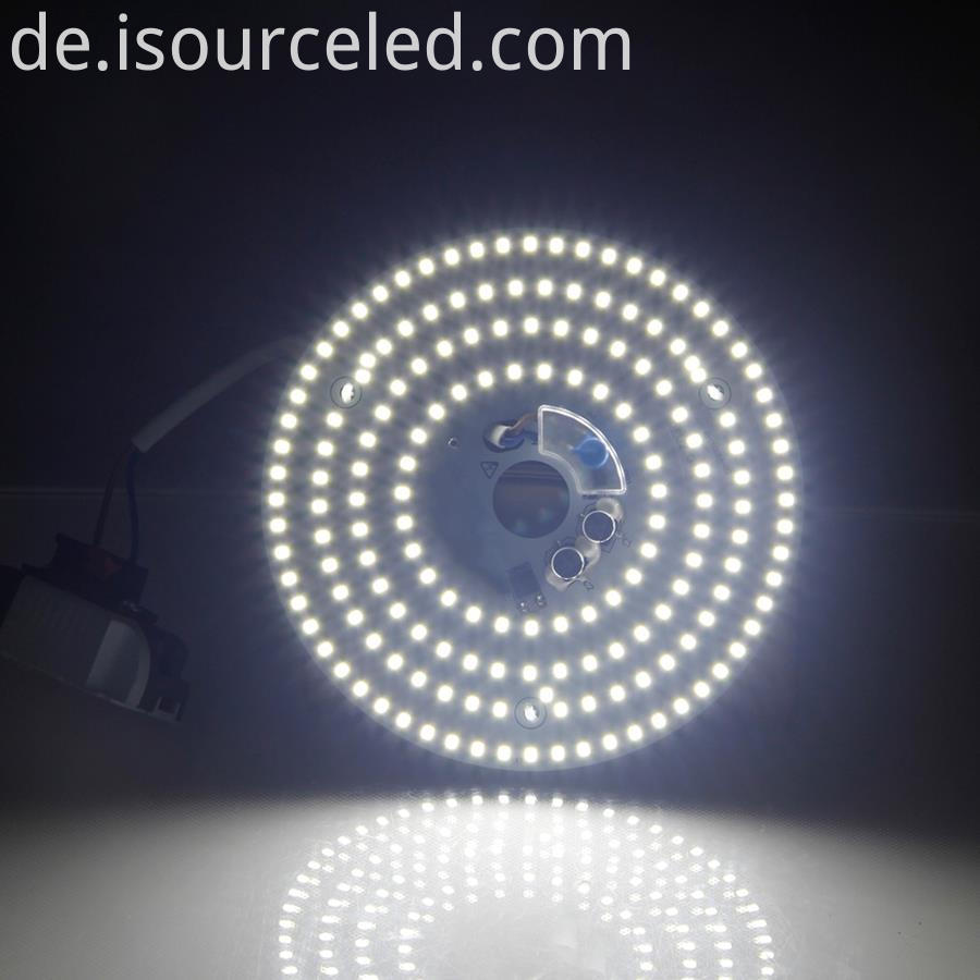 Super bright led 6000k 15W Round Led Lights