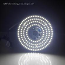 Tablero de luces LED redondas de alto brillo AC 220v