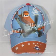 (LK15001) Fashion Kids Baby Cap with Transfer Print
