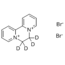 Dibromida Diquat CAS 85-00-7