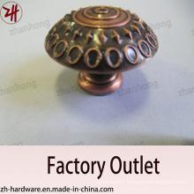 Factory Direct Sale Zinc Alloy Door Handle Drawer Handle (ZH-1596)