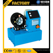 Machine de rabattement de tuyau hydraulique terminale de fabricant professionnel