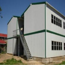 Conteneur de bureau préfabriqué pour le bâtiment de bureau (KXD-CH1509)