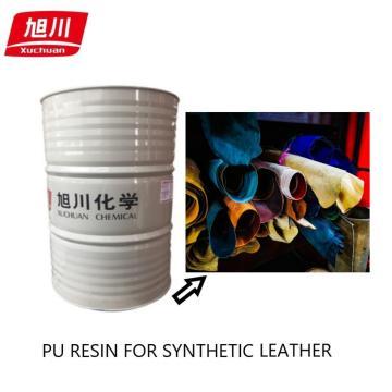 Resinas de pu para la fabricación de cuero de pvc